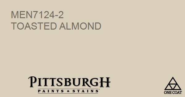 Paint Color Toasted Almond